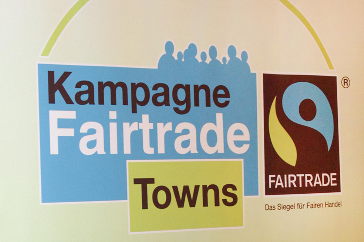 Fairtrade - Logo - Themenbild