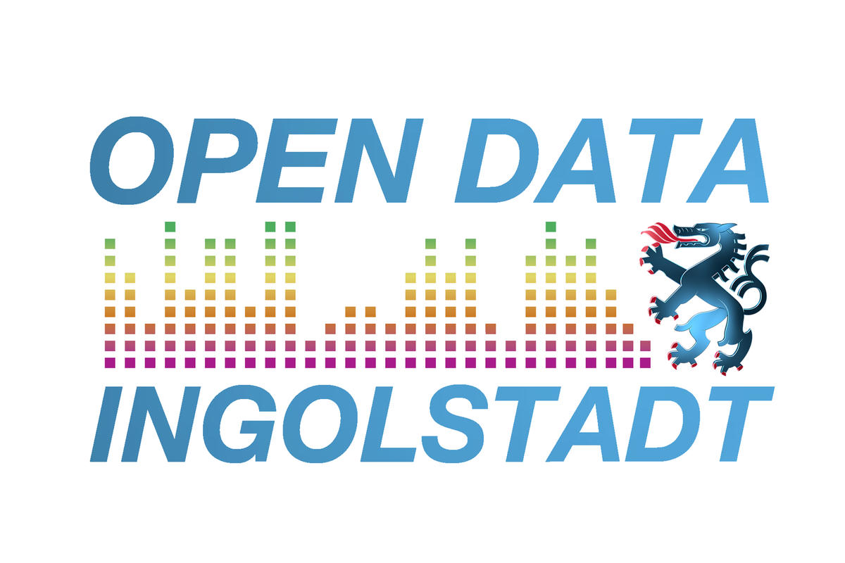 Logo Open Data Ingolstadt